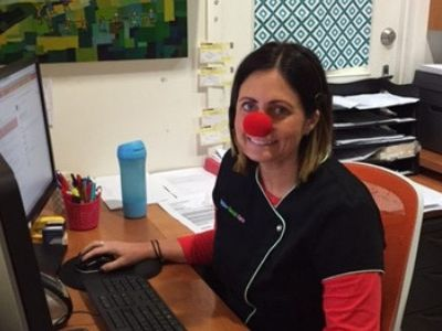 KIDDIES DENTAL CARE SUPPORTS RED NOSE DAY JUNE 2016 – TURNING RED FOR CHARITY