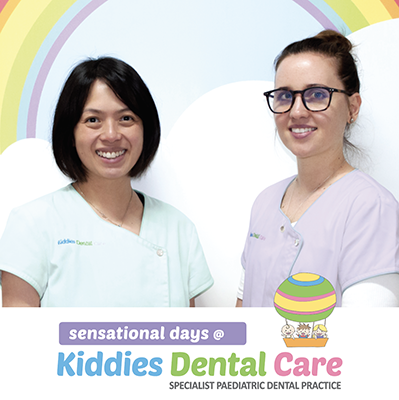 Welcome to Sensational Days @ Kiddies Dental Care