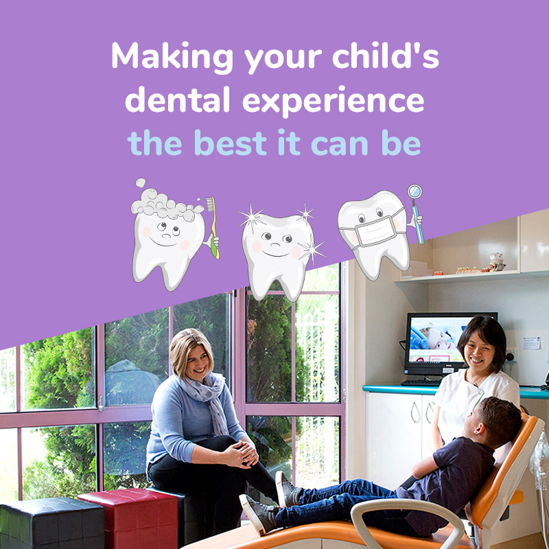 kiddies dental care