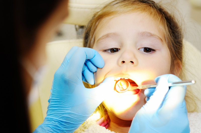 kids dentist day surgery