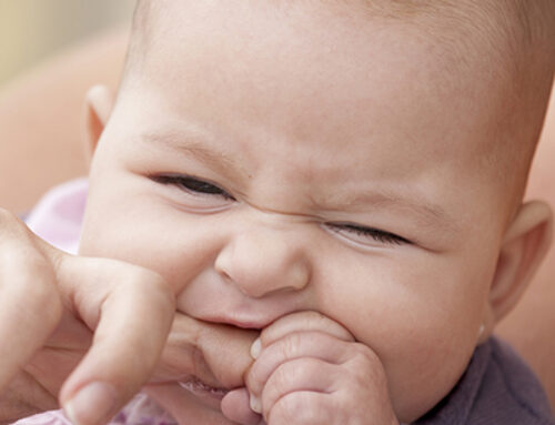 Help to soothe your teething tots!