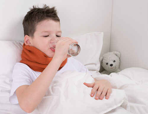 Winters here and so is the flu!
